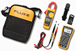 Kit Multimetro Digital Y Pinza Amperime. FLUKE 117/323 KIT